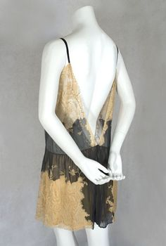 French trousseau lingerie, c.1925, from the Vintage Textile archives.