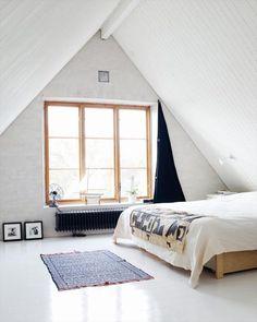 #bedroom #simple #white
