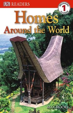 Homes around the World looks at some of the world's most unusual human residences