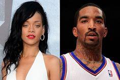 Rihanna has 'Found Love' with New York Knicks player J.R. Smith