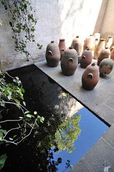 Luis Barragan - Casa Luis Barragan 張基義老師拍攝 055.jpg by 準建築人手札網站 Forgemind ArchiMedia, via Flickr casa luis barragan, lui barragan