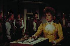 Still of Maureen O'Hara and Patrick Wayne in Big Jake