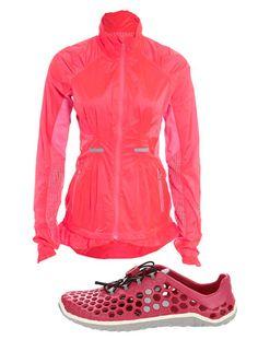 High-Fashion Fitness Looks #lululemon #fitness #fashion #harpersbazaar #chic #running