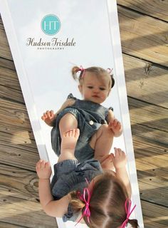Children Photography.  Neat idea - take a picture of them standing on a mirrored surface!