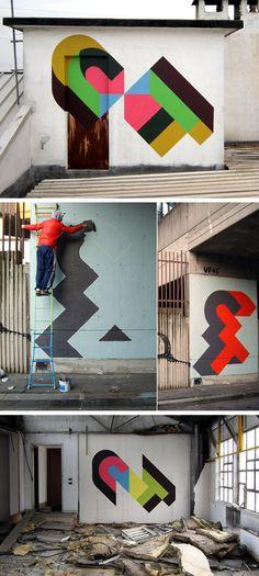 CT - street art