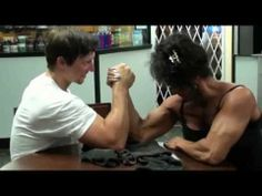Armwrestling with Skyler and Jas (+playlist)