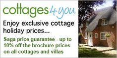 Win a £250 voucher Cottages 4 You