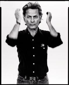 Self portrait, 1980 Richard Avedon