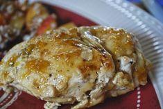 """""""Point-less"""" Meals: Peach Glazed Chicken"""