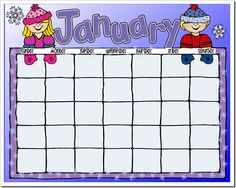 Finally...cute calendar activities for the Promethean Board!