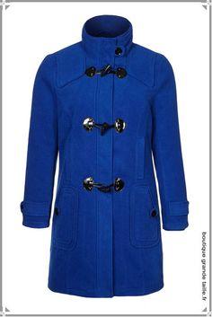 manteaux femme ronde on pinterest duffle coat capes and. Black Bedroom Furniture Sets. Home Design Ideas