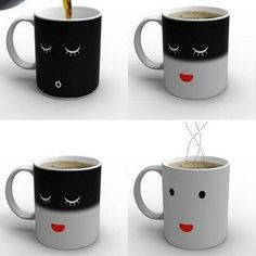 Now I know you wanna have a cuppa in this cup ;) #Cool #Cup #Tea #Design
