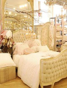 mirror, headboard, bed frames, color, branch, guest rooms, antiqu, bedroom, upholstered beds
