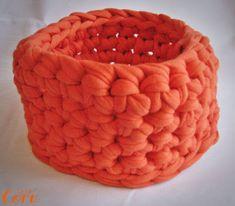 Handbox | Craft Lovers » Comunidad DIY: tutoriales y kits para todosTutorial Cesta Trapillo » Handbox | Craft Lovers