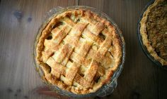 Adding twists to old staples is a great way to make recipes unique to your family. Salted Caramel Apple Pie   Relish
