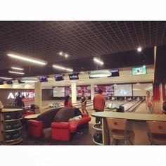 """Fun at Aztec Lanes: @10mmoko's photo: """"#bowling #AZTEC #SDSU"""""""
