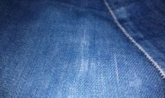 How to Save those Favorite Jeans when They Start to become Threadbare