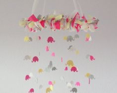 pink yellow nursery - Google Search