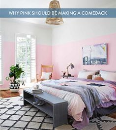 Why Pink Should be M