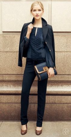 LoLus Fashion: Woow Awesome Black Look And Lovely Pumps Cute Fall...