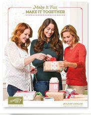 Stampin' UP! 2014 Holiday Catalog