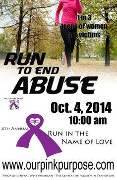 End Domestic Violence Run
