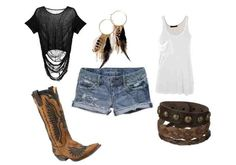 Rodeo outfit