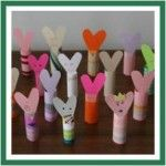 A round up of wonderful love related crafts!