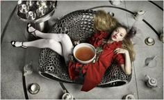 photograph mark, cups, vogue italia, alic, mark seliger