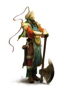 warrior, concept art character, charact art, badass conceptart, inspir