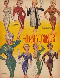 Jersey Clings! by The Pie Shops Collection, via Flickr