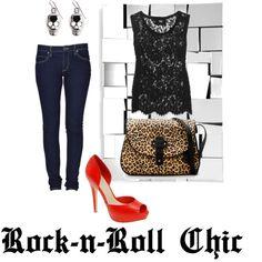 Glam yet rock