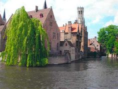 Brugge Belgium - The Venice of the North. . .and every bit as wonderful!