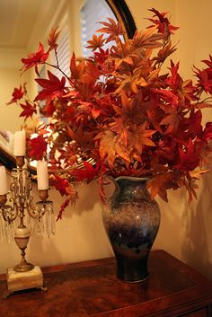 Southern Lagniappe: A Touch of Fall