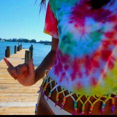 tie dye for summer <3