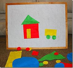 craft, diy felt, busi bag, felt boards, homeschool