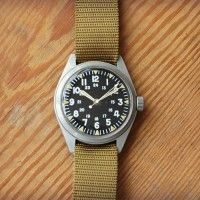 Buckshot Sonny's Military Watches