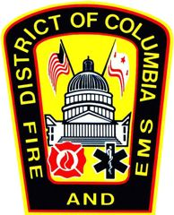 EMS & Fire Department - District of Colombia Logo