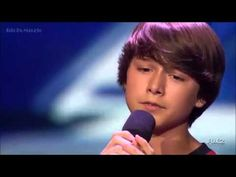 "Stone Martin ""Little Things"" X Factor USA 2013 Audition"