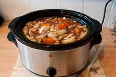 Slow Cookers and Energy Usage | Stretcher.com - How efficient is that slow cooker?