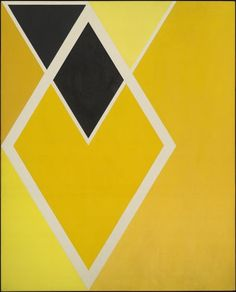 Larry Zox, Glass Point, 1967-68, Harvard Art Museums/Fogg Museum.
