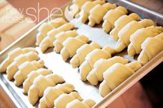 Delicious Dinner Rolls #recipe #dinnerrolls #rolls