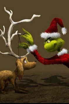 I love the Grinch!