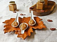 Pecan Pumpkin butter - a delicious way to use up extra pumpkin!