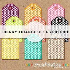 free tag printable