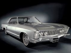 1963 Buick Riveria - Our vote for the most beautiful car of the 60's ...what's your vote?