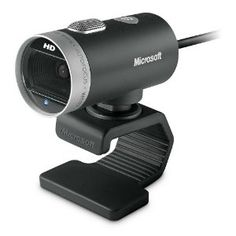 #5: Microsoft LifeCam Cinema 720p HD Webcam - Black.