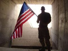 Respect. I offer thanks and appreciation to every man & woman who has died so that I could remain free.