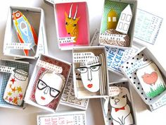 Kim Welling: New Instant Comfort Pocket Boxes.