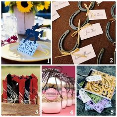 country party ideas wedding favors, horsesho, jar, bridal shower ideas, country party, western weddings, parti, western decorations, bridal showers